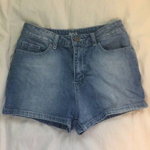 BDG High-waisted Shorts from Urban Outfitters
